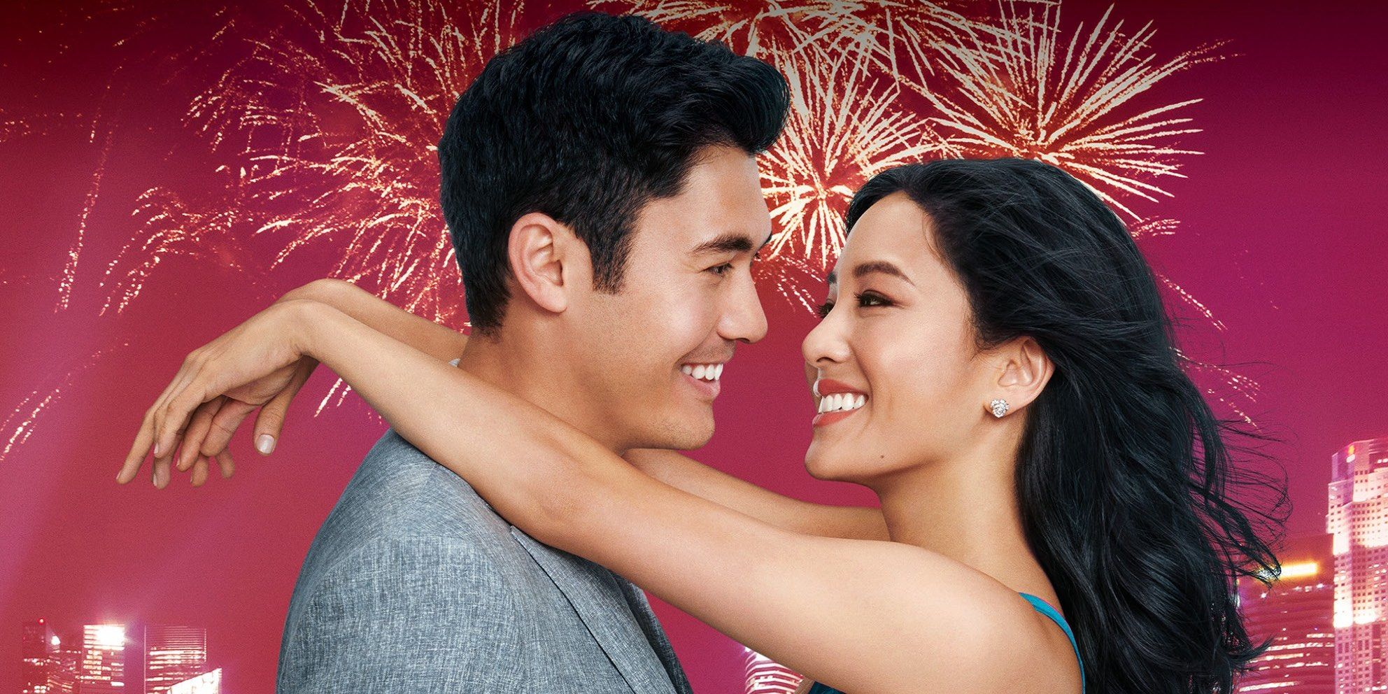 Image result for crazy rich asians rom com