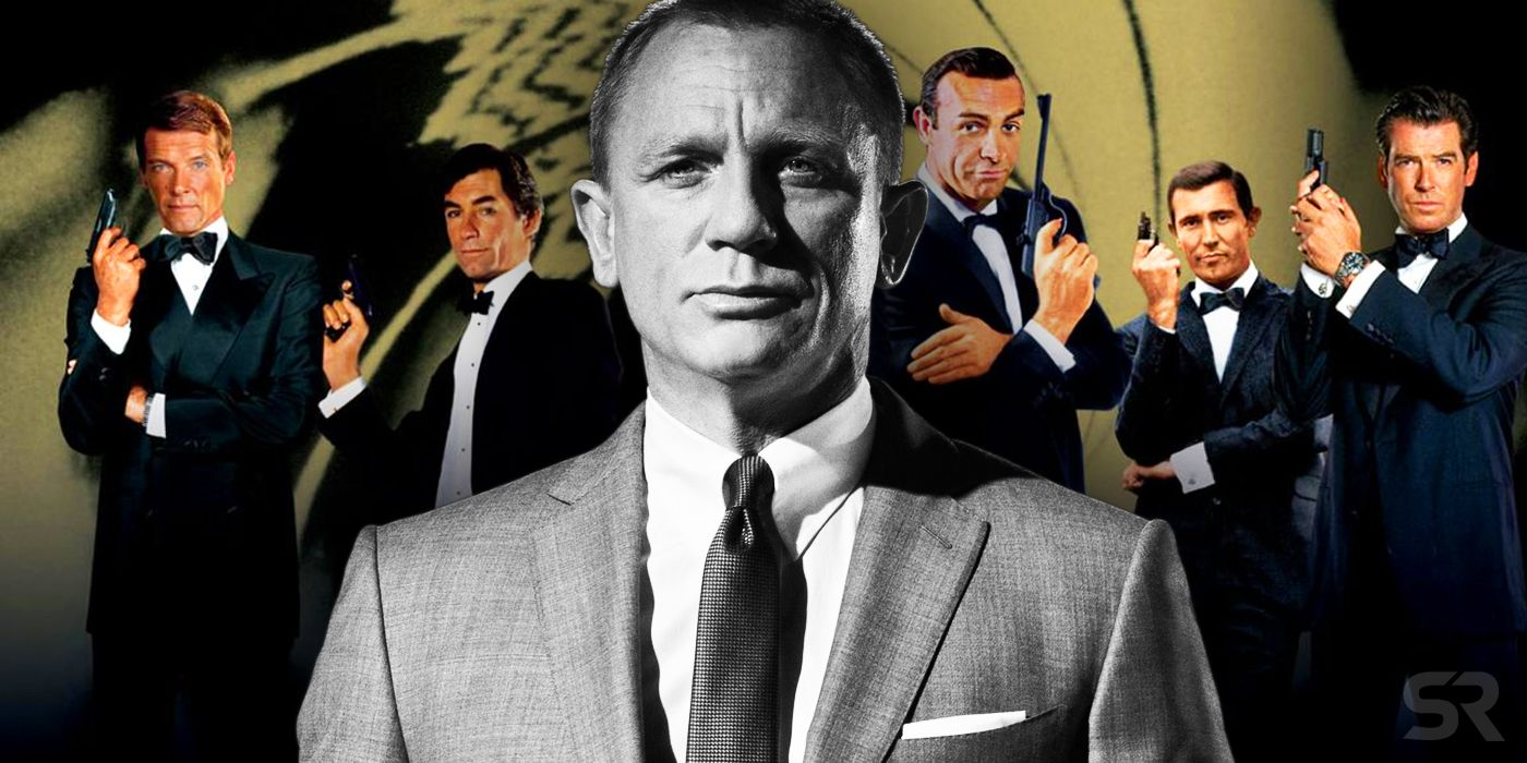 Every James Bond Movie, Ranked