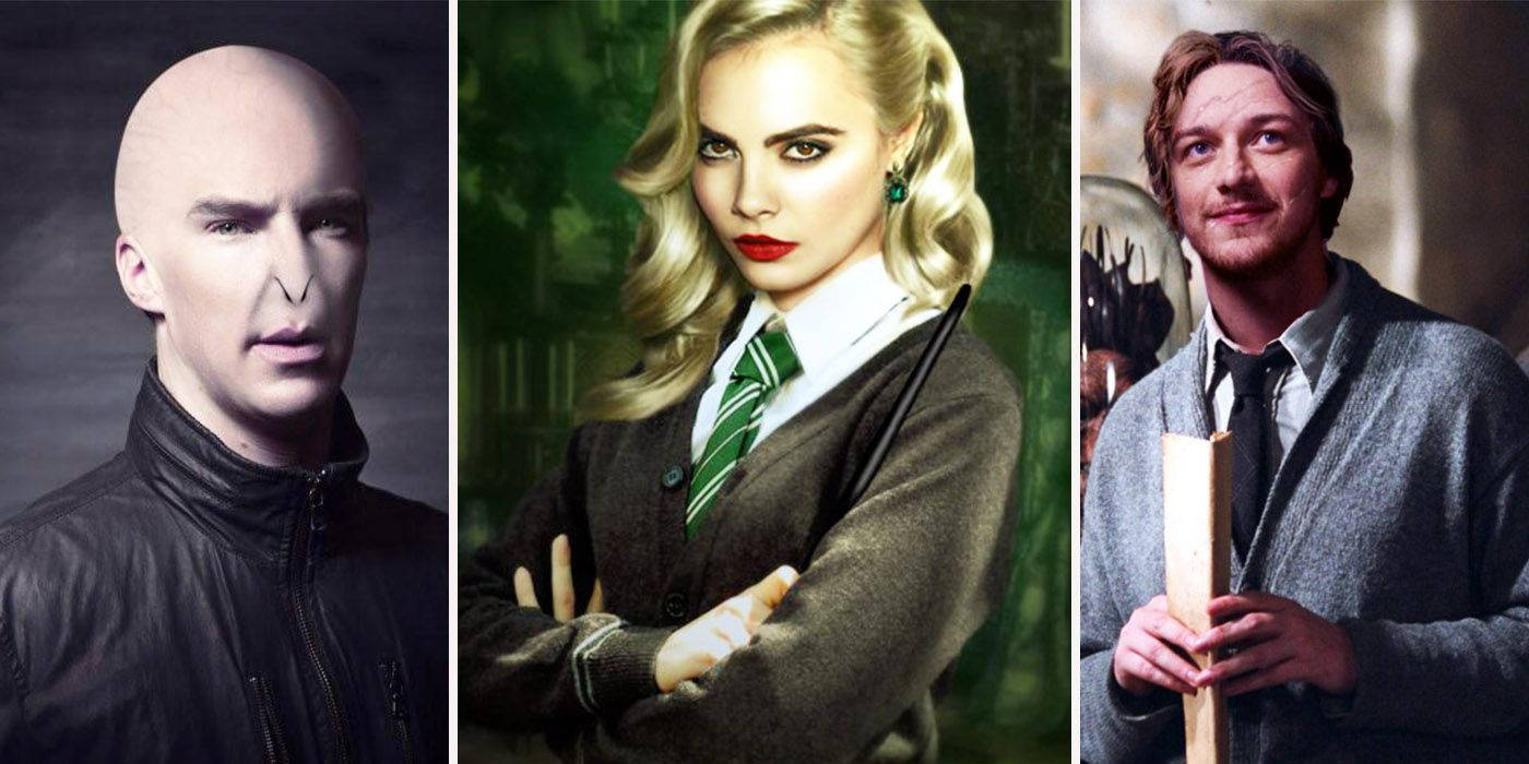 20 Harry Potter Fan Castings Better Than What We Got In The