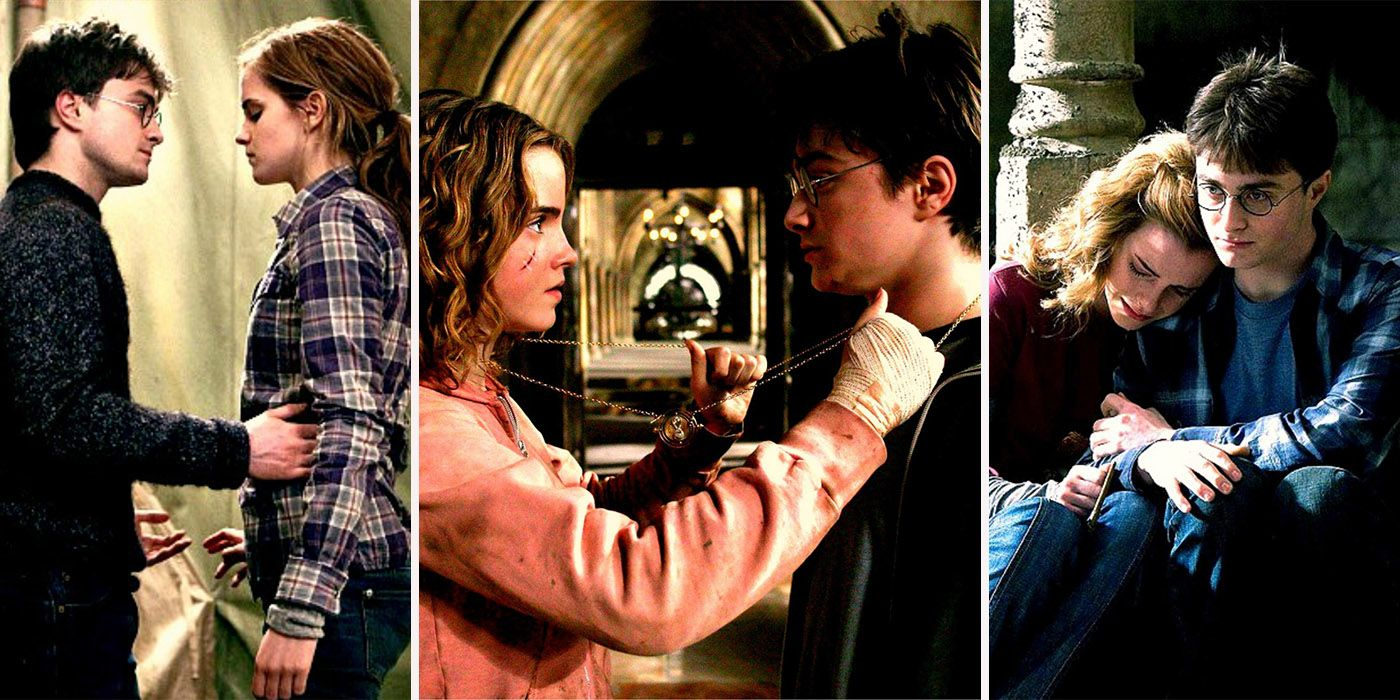 ron and hermione secretly dating fanfiction