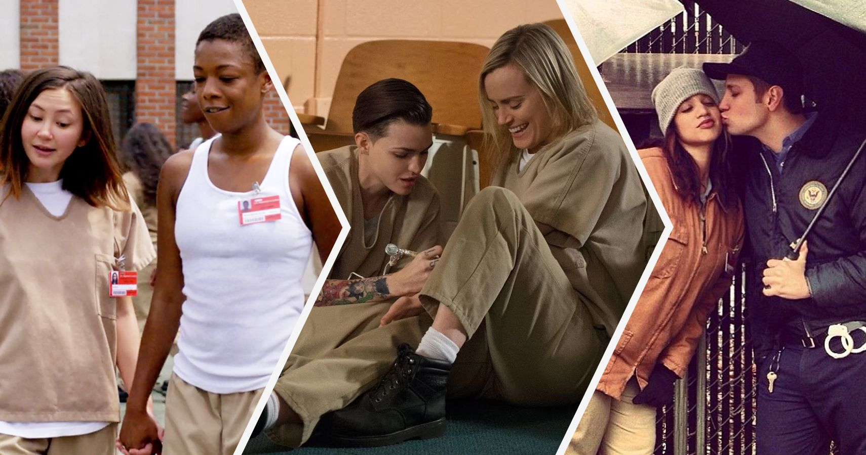 Oitnb poussey dating bennett