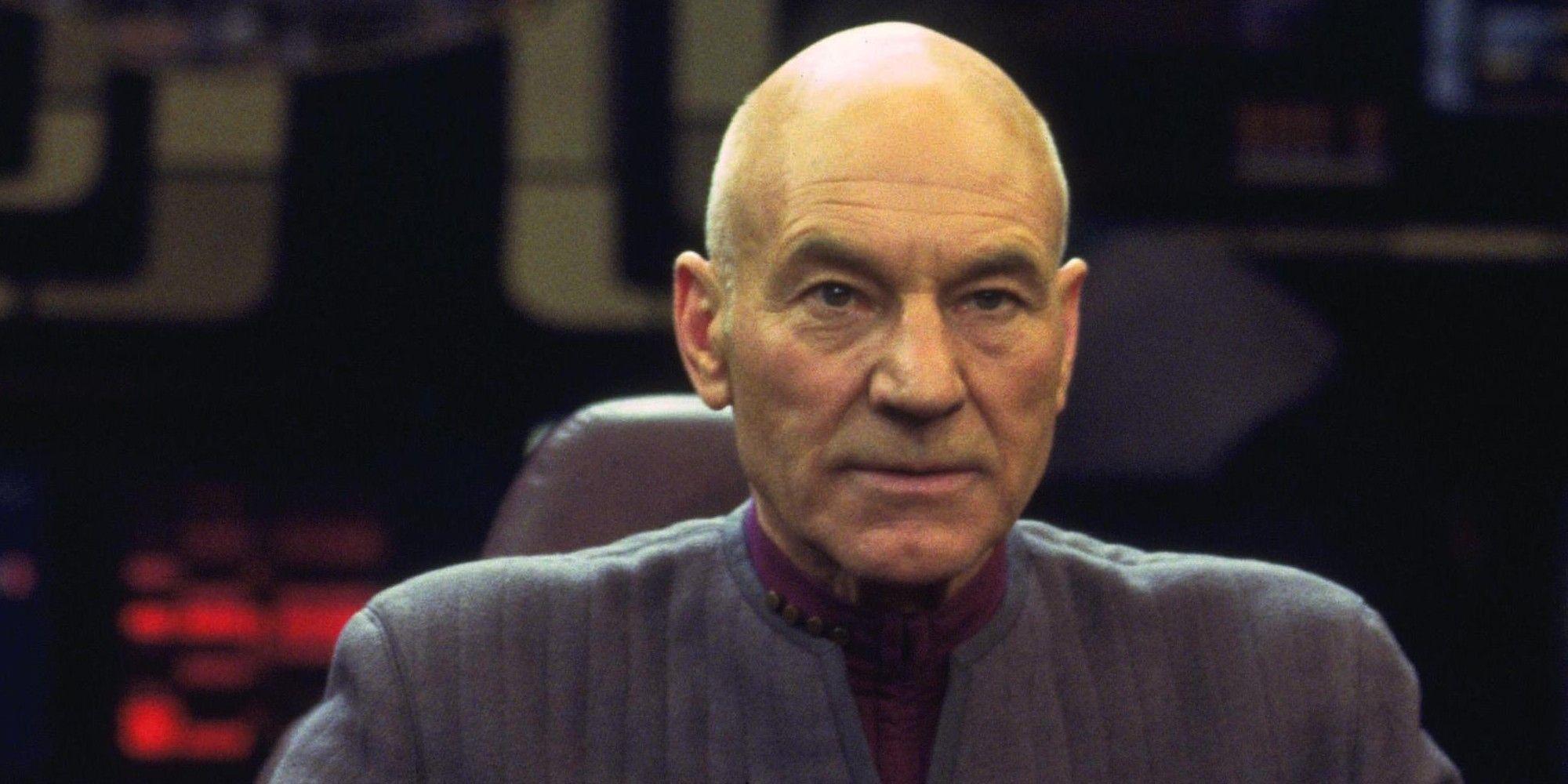 TV and Movie News How Patrick Stewart s Star Trek Return Happened at ... 379b4fede