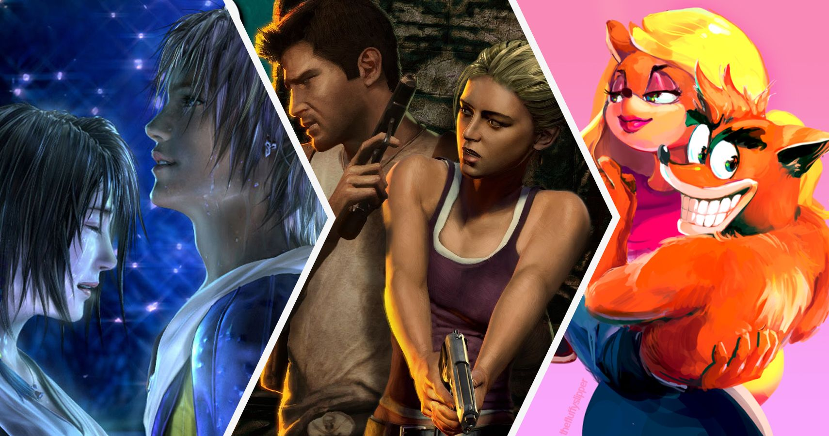 12 Couples That Hurt Video Games (And 13 That Saved Them)