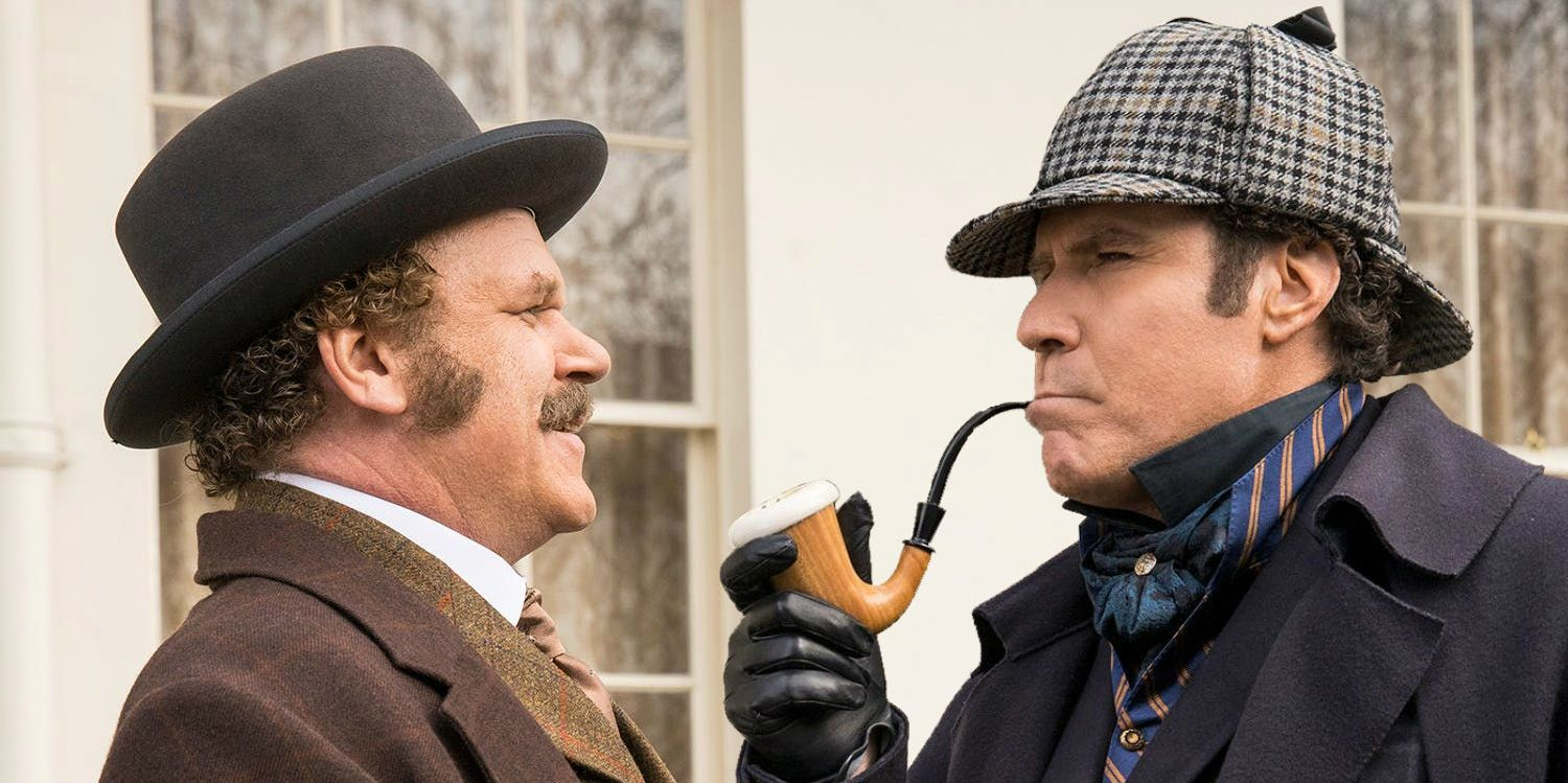 Holmes & Watson Review: Third Time's Not the Charm for Ferrell & Reilly