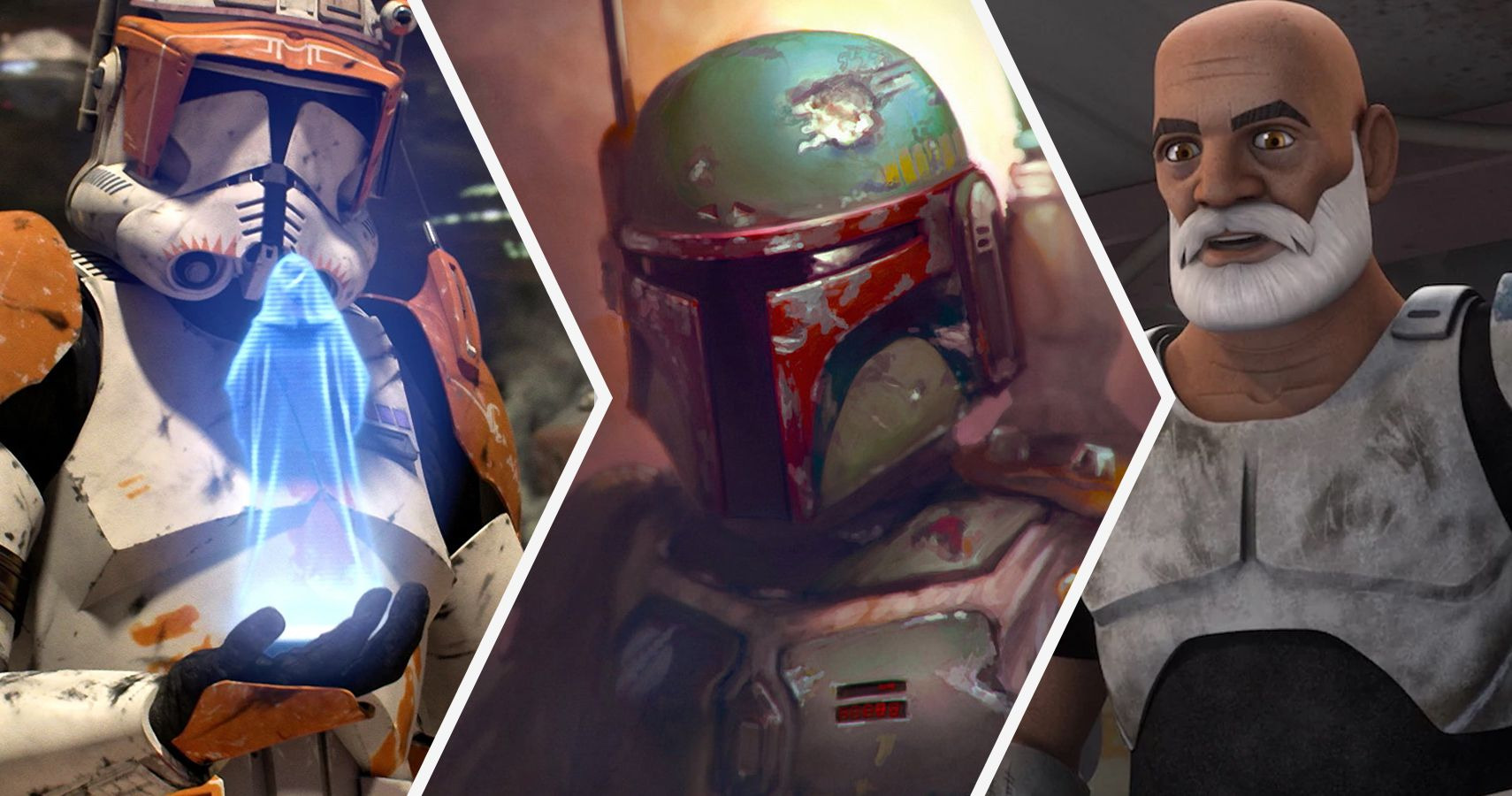 star wars 20 weird details about the clone troopers' bodies