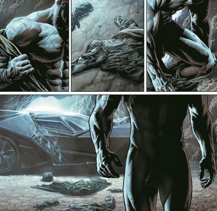 Batman's Nude Penis Launches DC's Mature Comic Line | ScreenRant