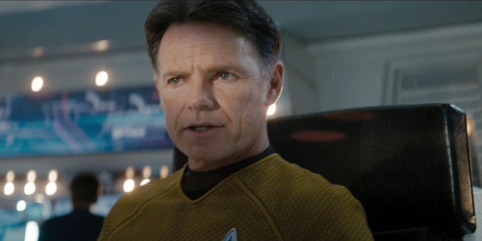 Christopher Pike Star Trek