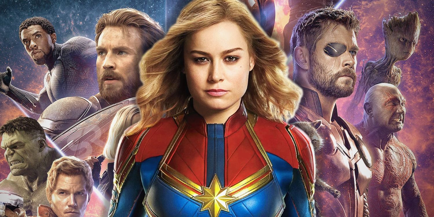captain marvel will take the lead of the mcu, says kevin feige