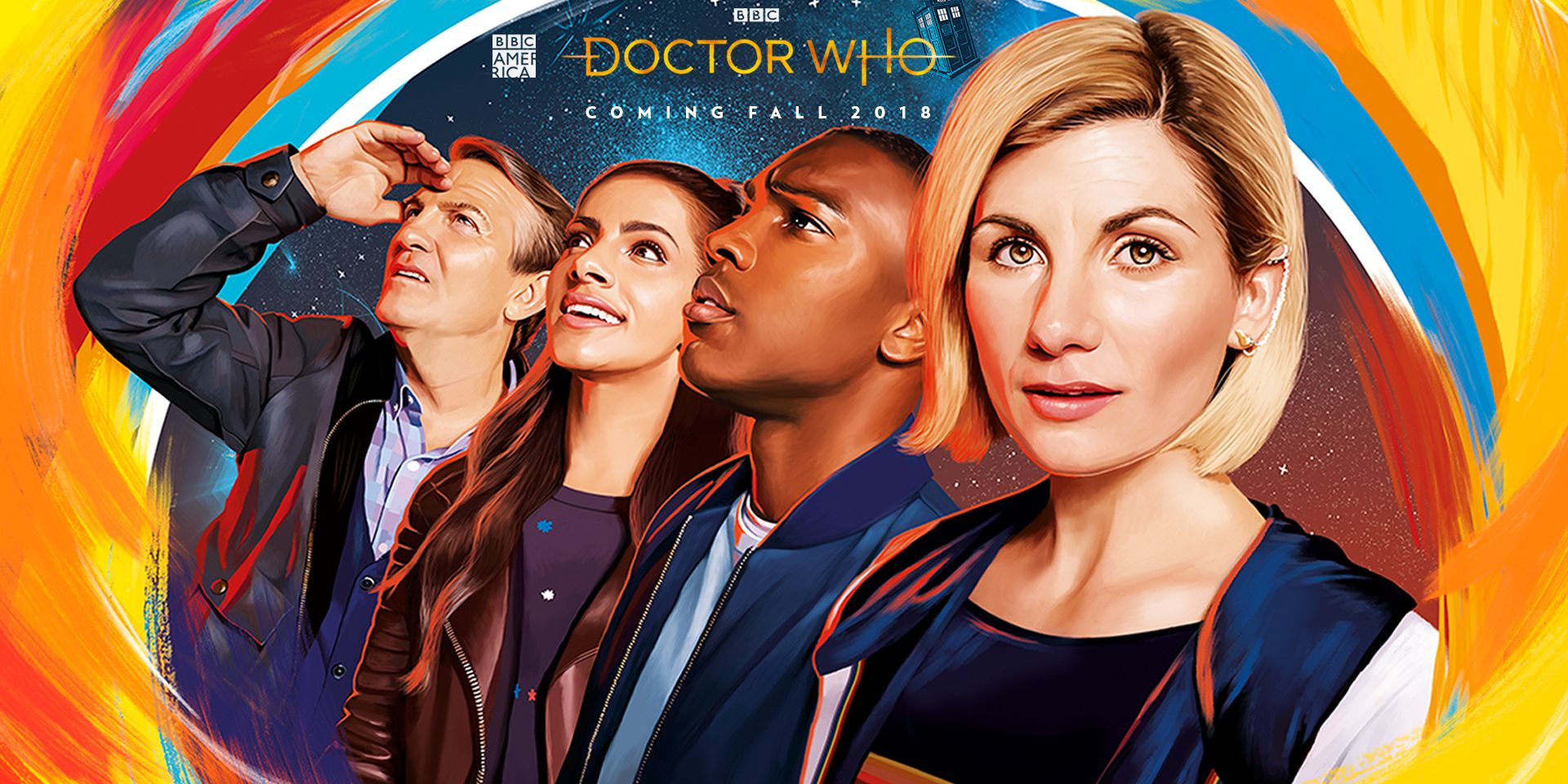 Jodie Whittaker Doctor Who Wallpaper: Doctor Who Season 11 Premiere Sneak Peek
