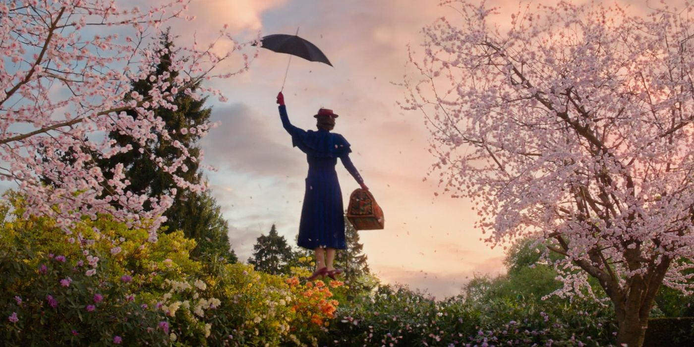 Mary Poppins Returns Ending Is Brilliant What It Really Means