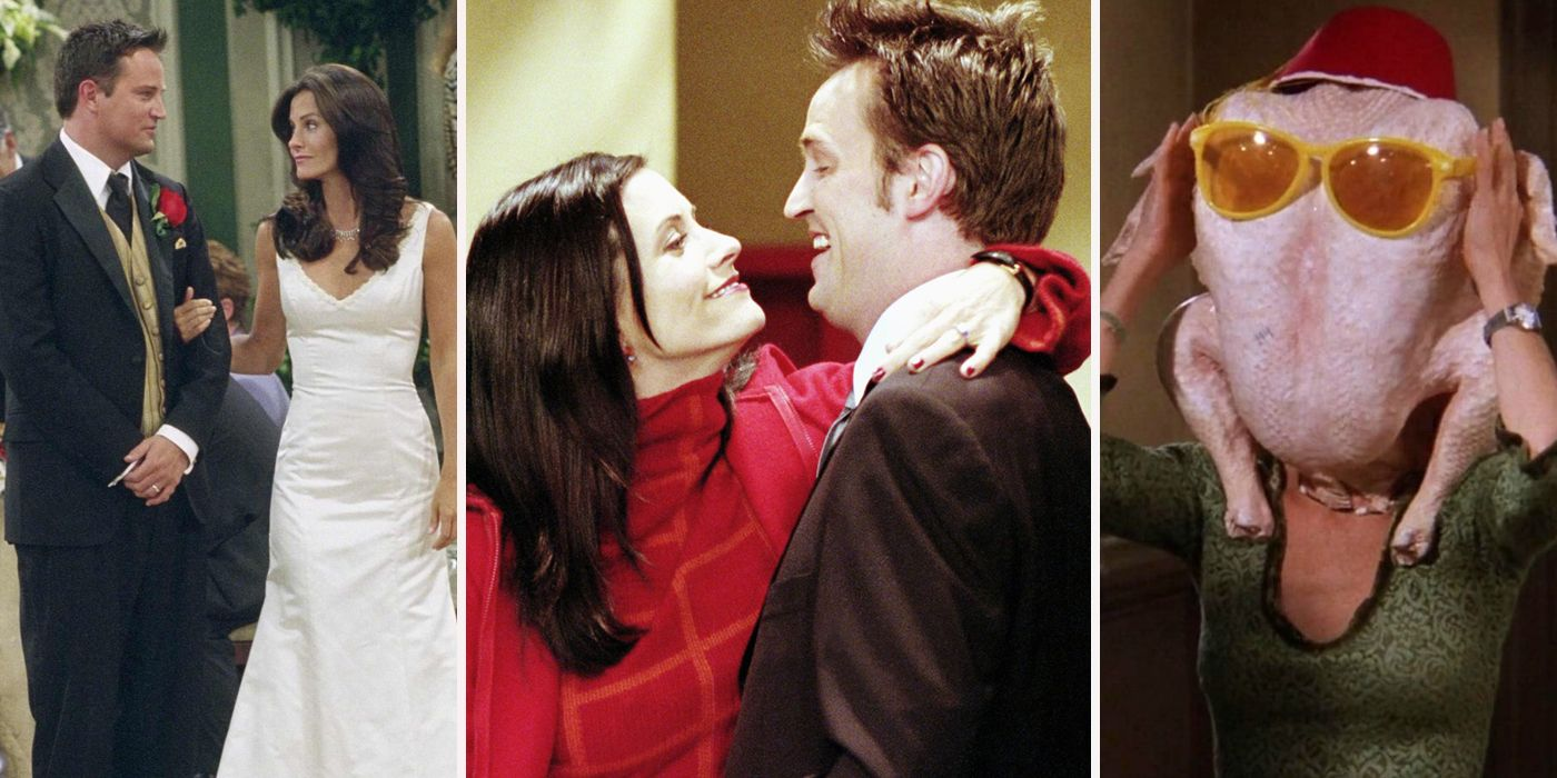 Friends: 20 Things About Chandler And Monica's Relationship