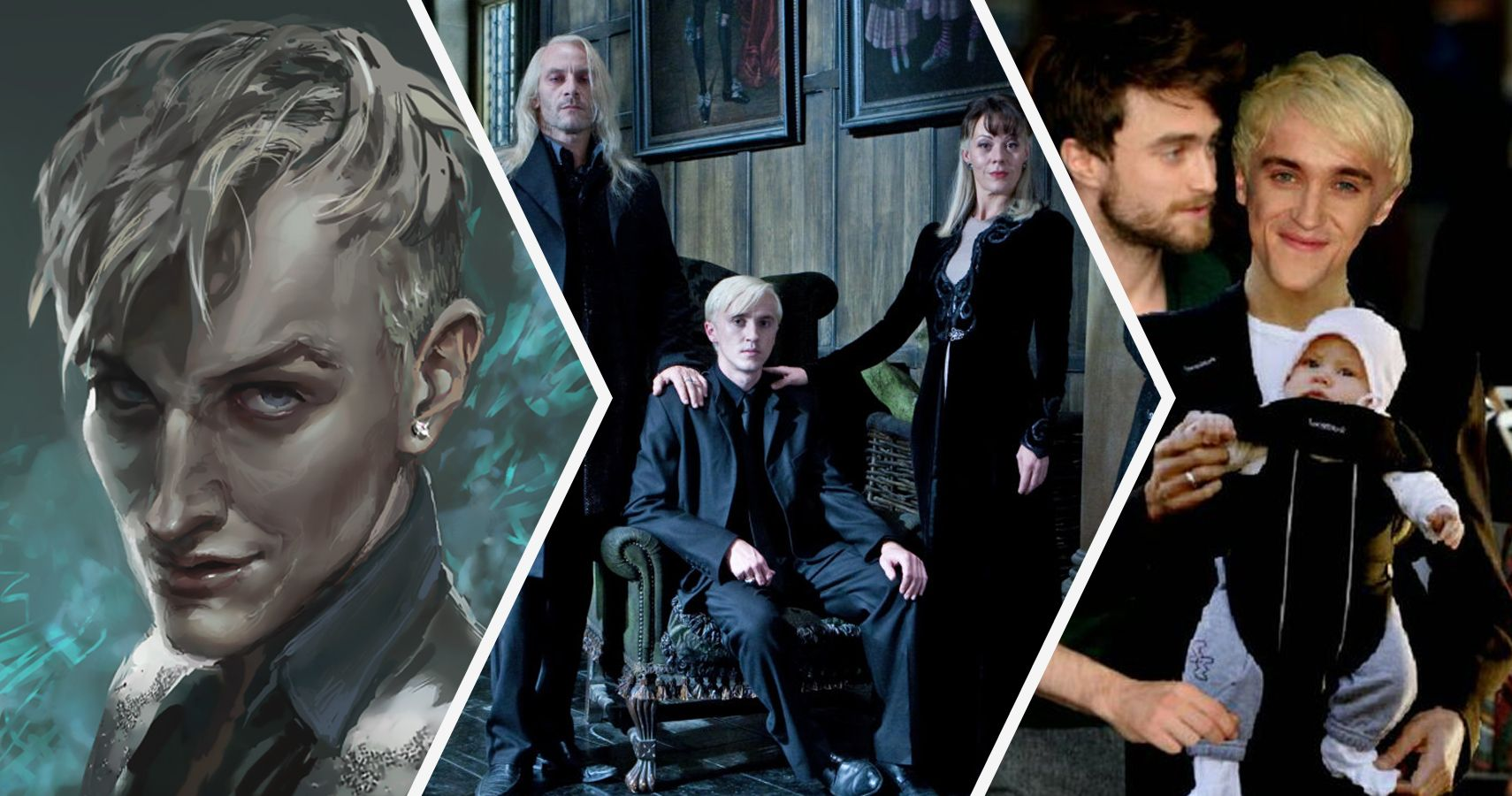 Harry Potter: 20 Things Draco Malfoy Did Between The ...