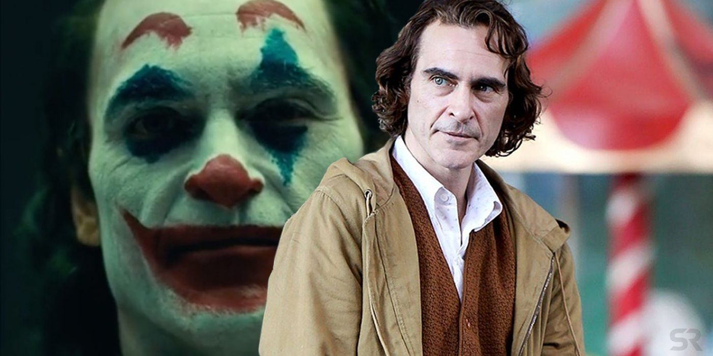What's Joaquin Phoenix's FINISHED Joker Look? | Screen Rant