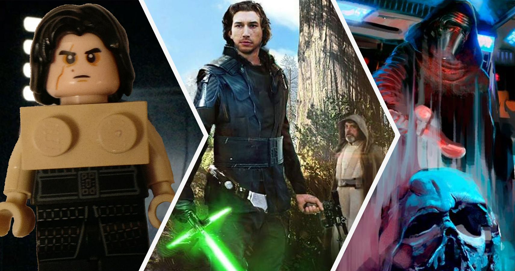 Star Wars: 20 Things Everyone Gets Wrong About Kylo Ren
