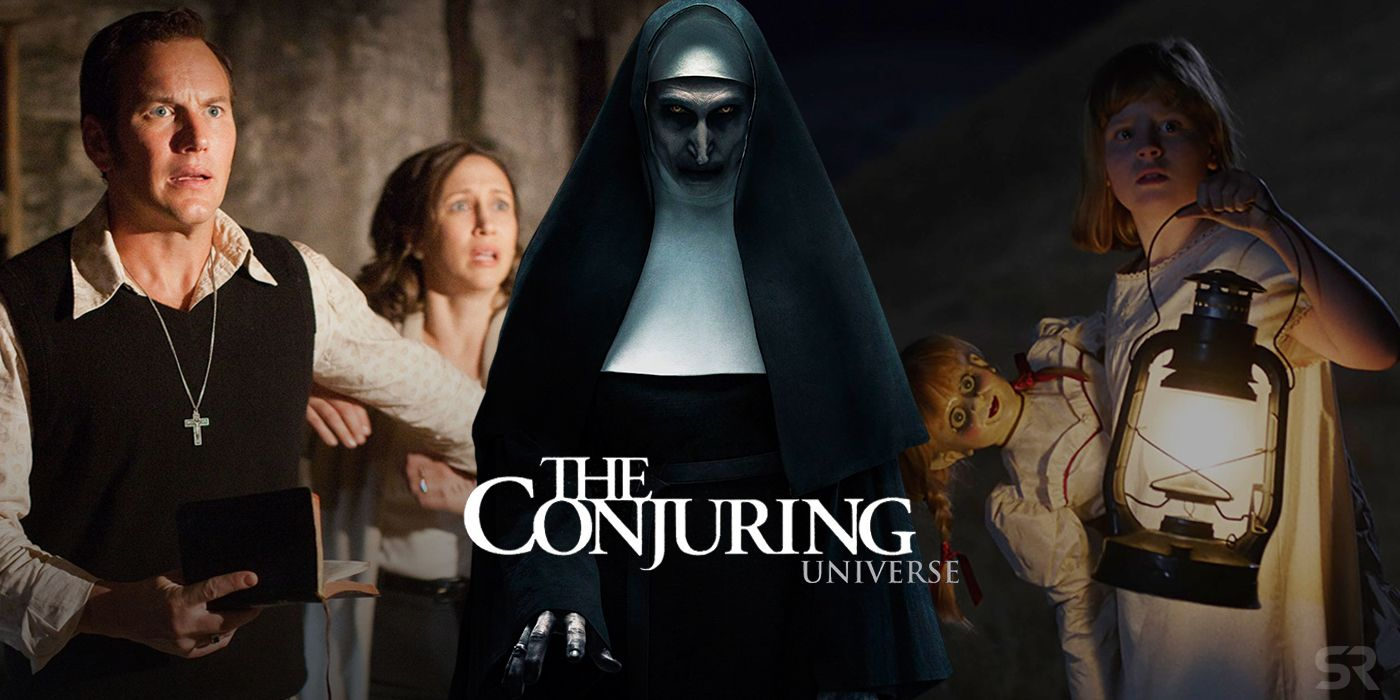 Conjuring Universe Movie Timeline The Nun Annabelle Warrens