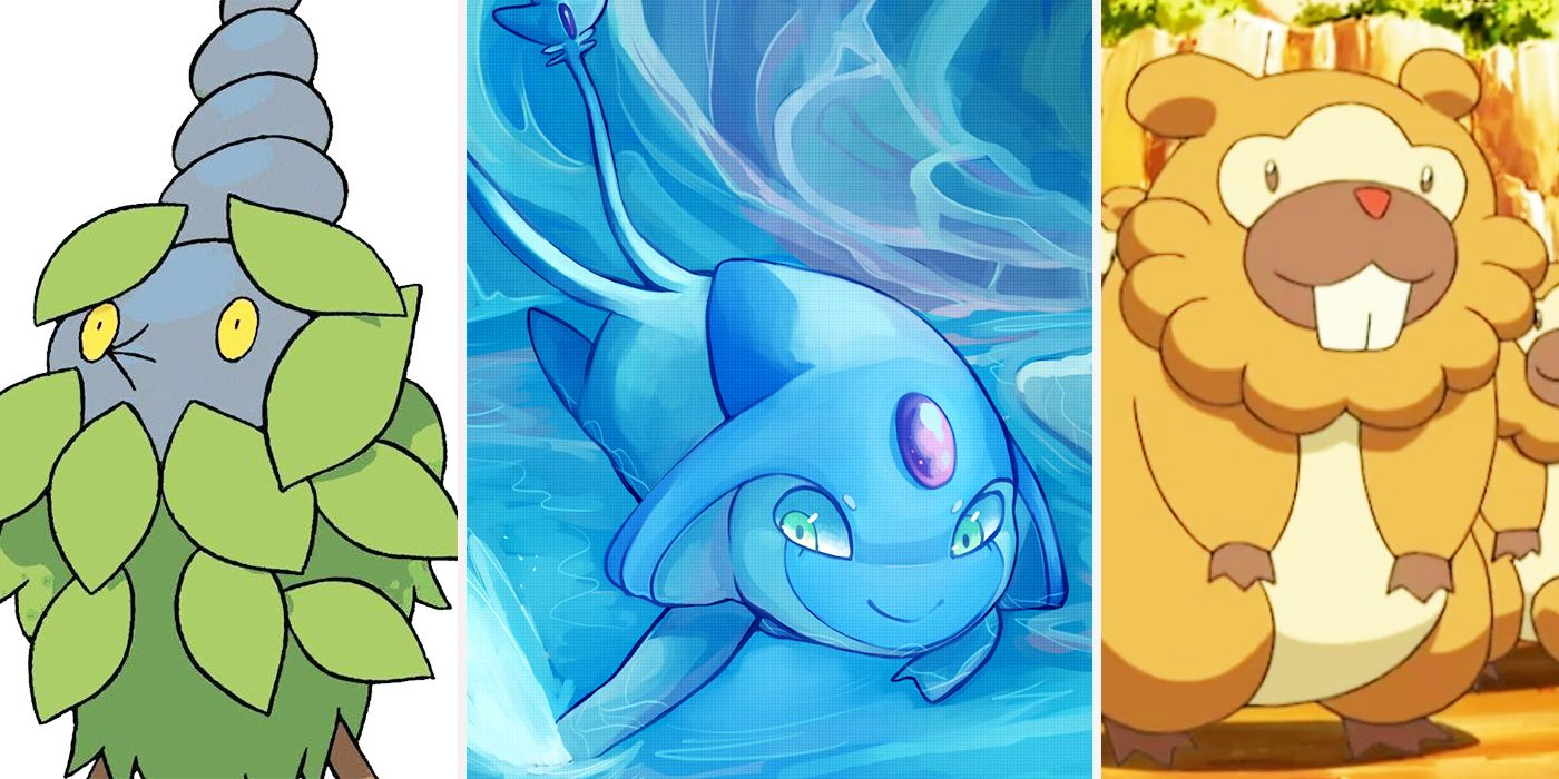 10 gen iv pokémon no one should catch and 10 that are underrated