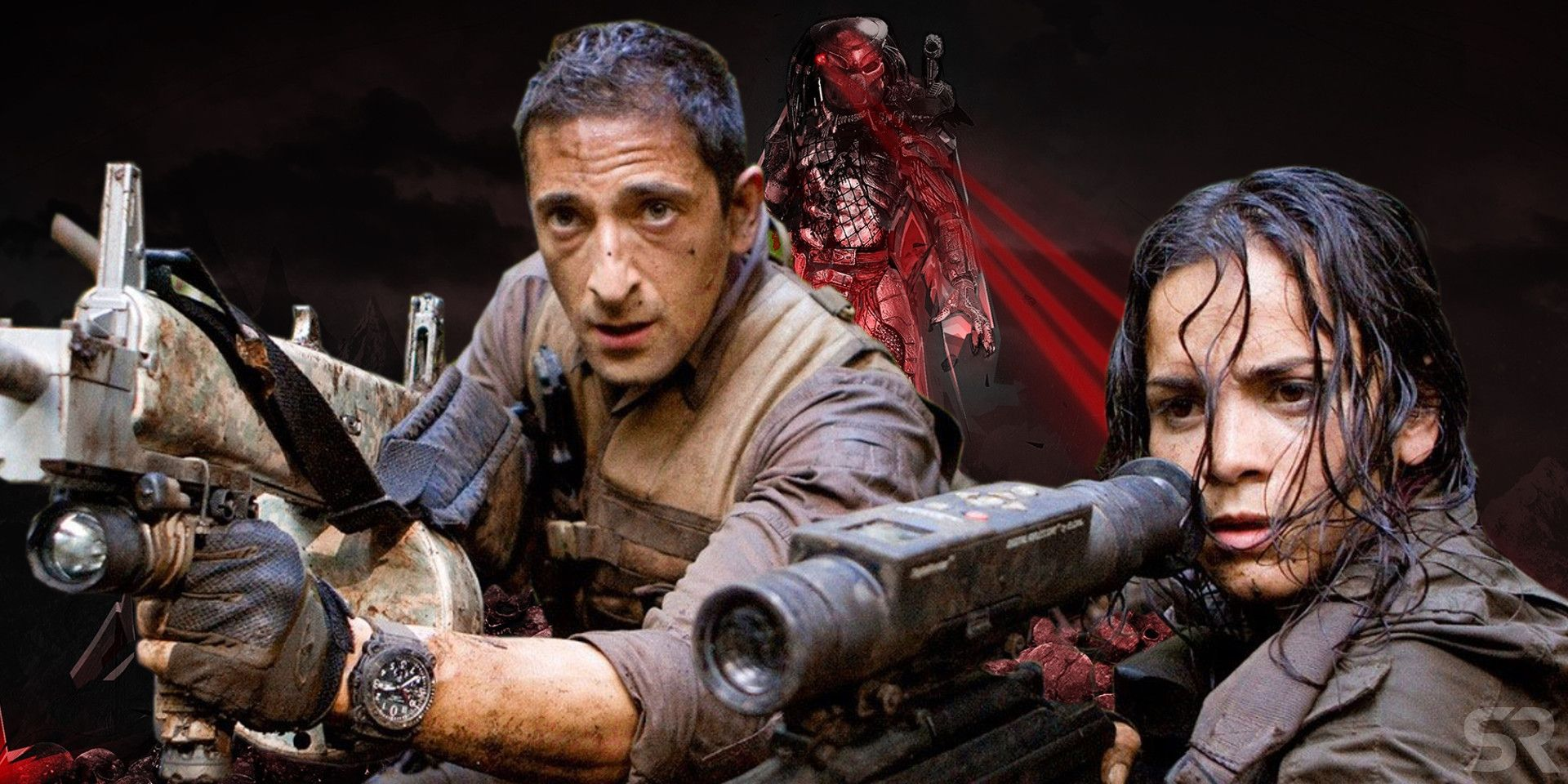 Predators is the Only ... Adrien Brody Movies 2018