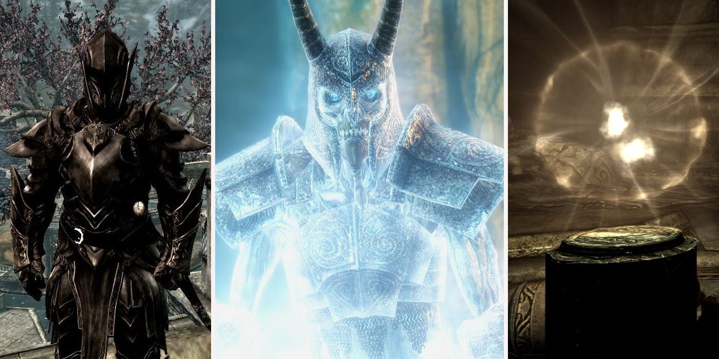 Skyrim: 25 Hidden Bosses (And How To Find Them) | ScreenRant