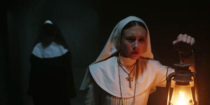 Проклятие монахини 2