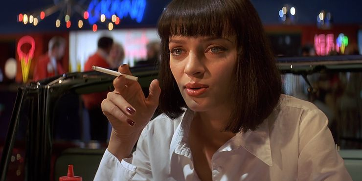 Pulp Fiction: 10 Mia Wallace Quotes That Will Make You Think