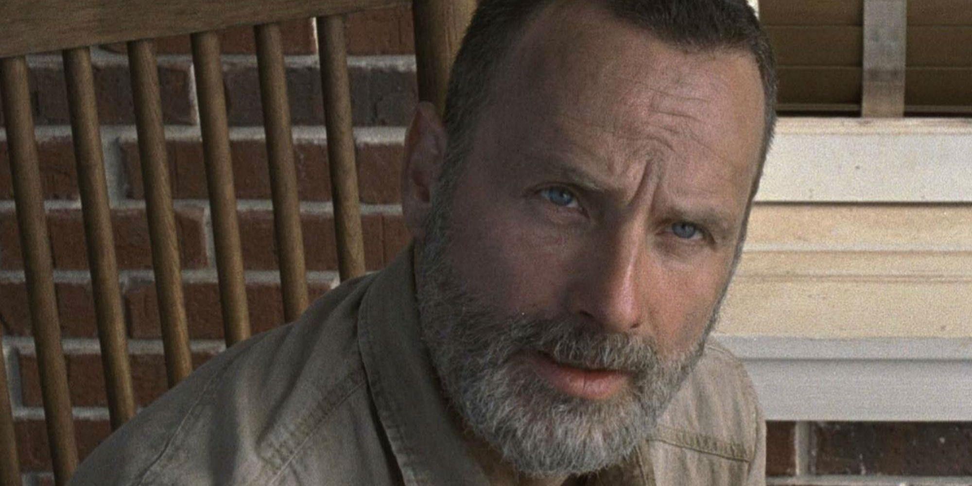 The Walking Dead Andrew Lincoln: The Walking Dead's Future Without Rick & Carl
