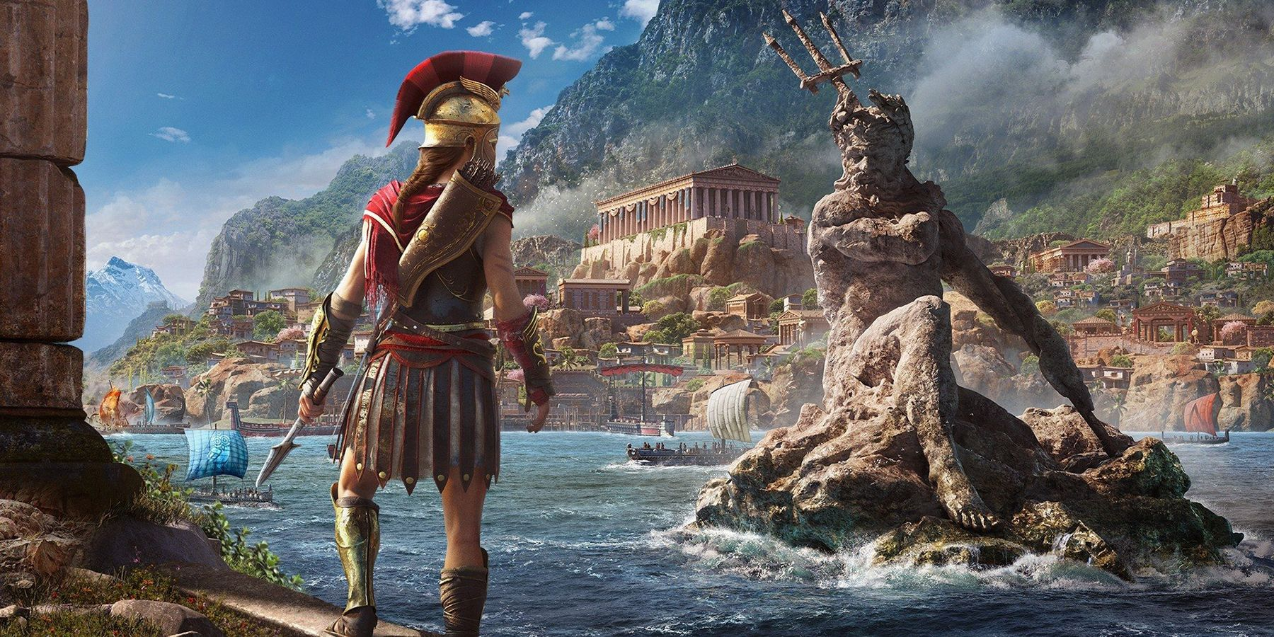 Assassin S Creed Odyssey Beginners Gameplay Tips Screen Rant