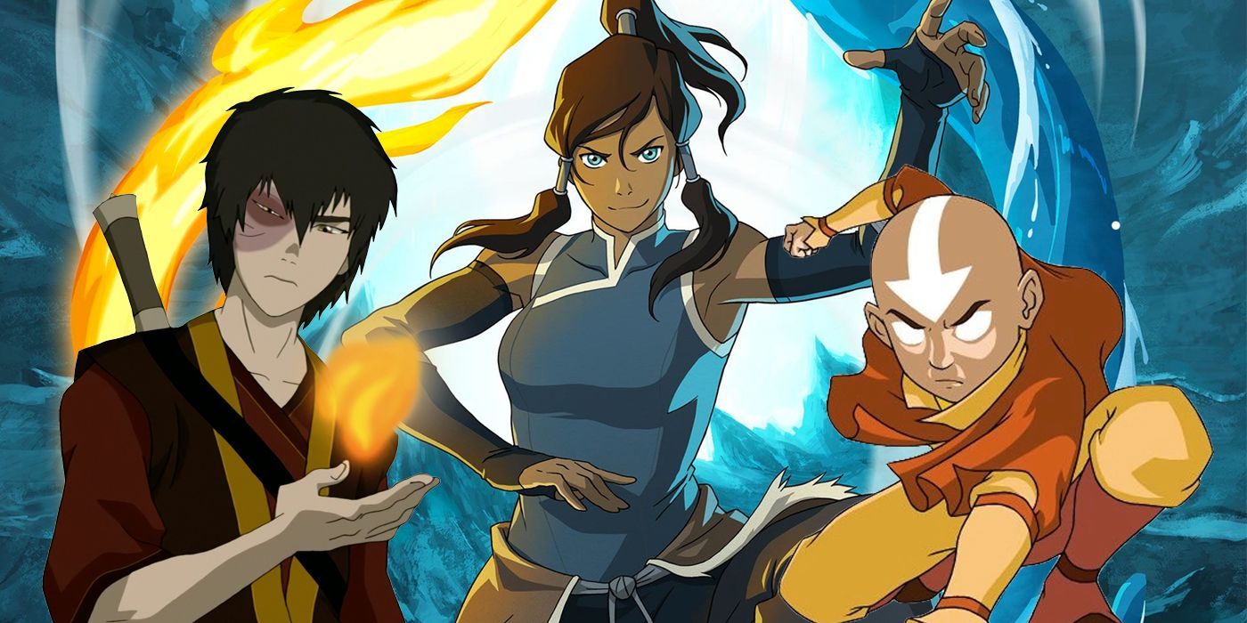 The 20 Most Powerful Benders In Avatar: The Last Airbender And The Legend Of Korra, Officially Ranked