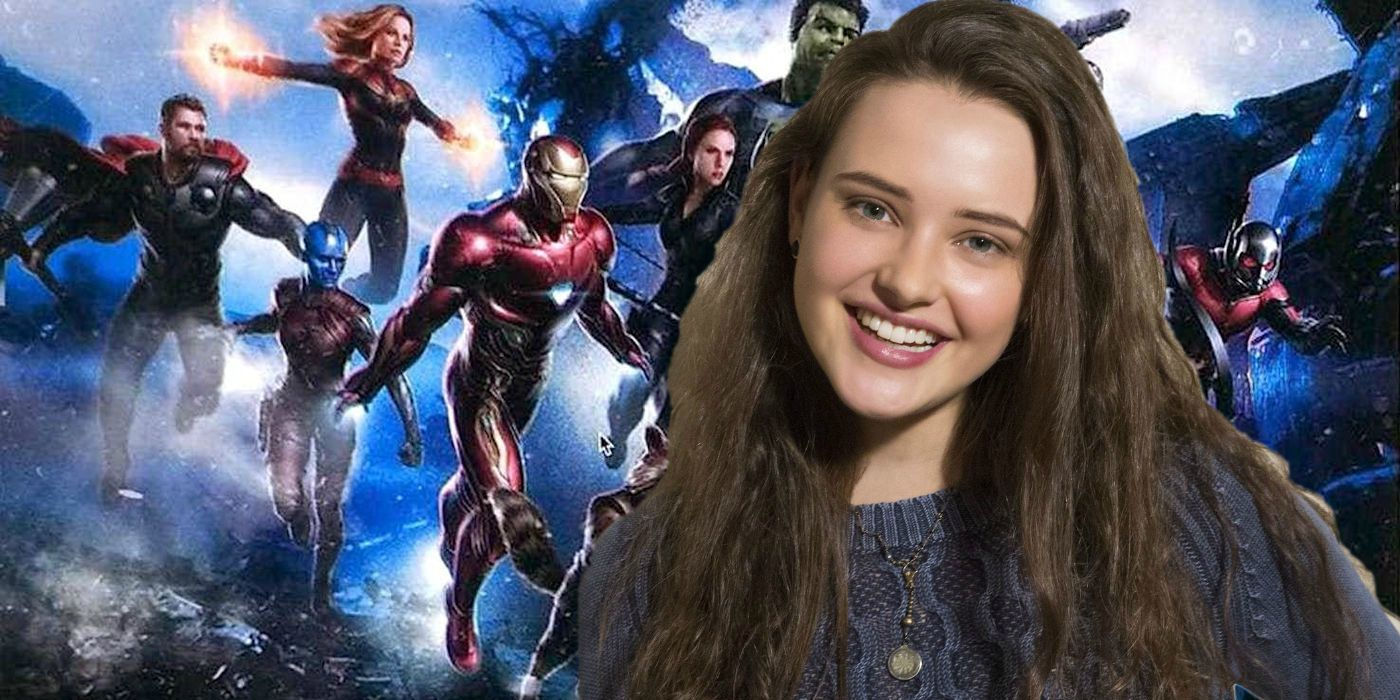 Resultado de imagem para avengers katherine langford