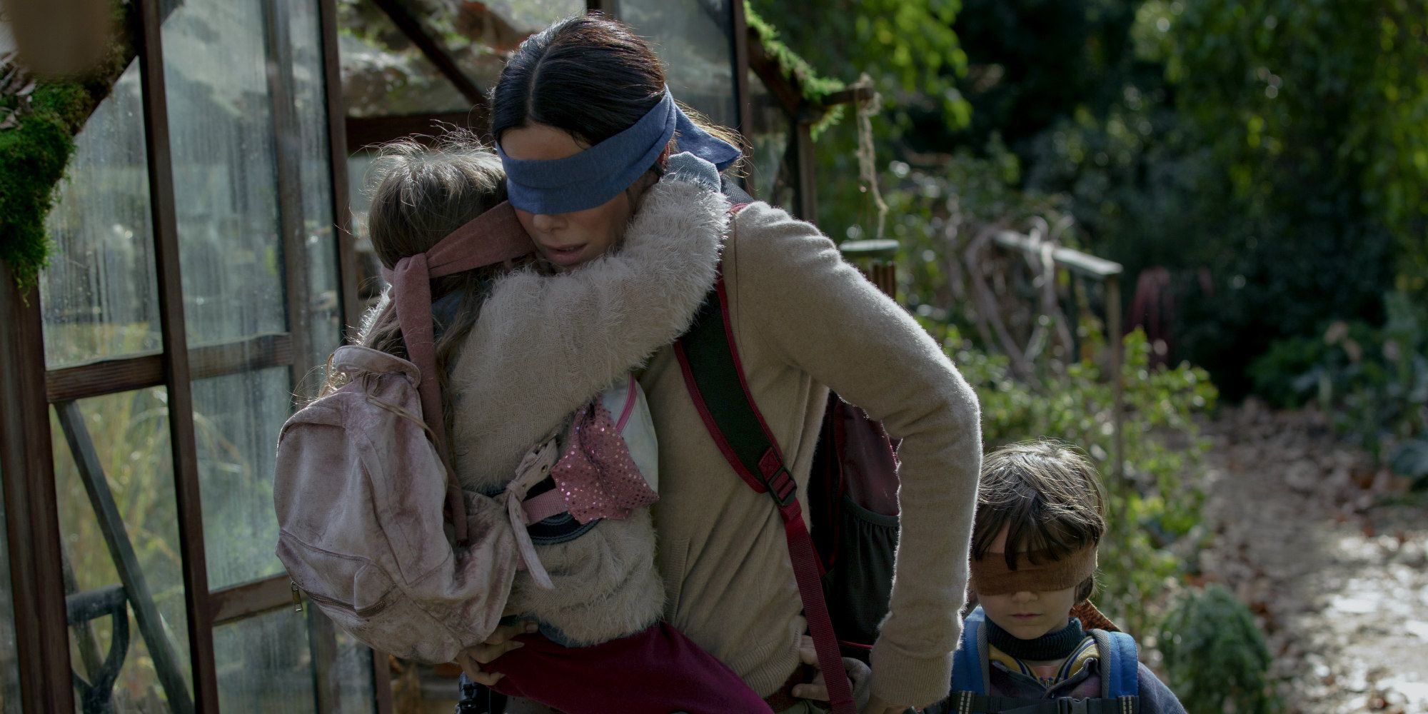 Bird Box Almost Showed The Creature Here S What It Looked Like