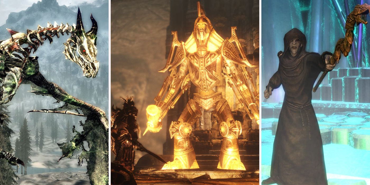 10 Bosses That Hurt Skyrim (And 10 That Saved It) | ScreenRant