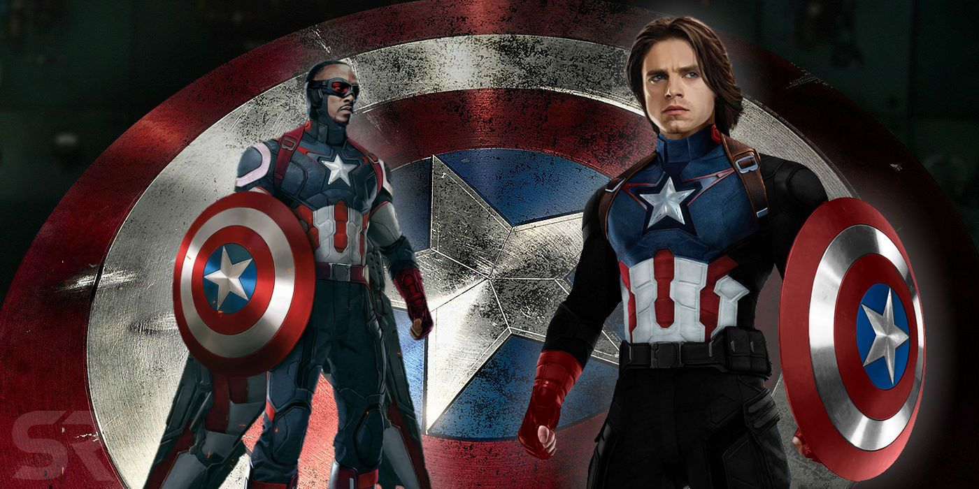 MCU Theory: Falcon and Bucky Are BOTH The New Captain America