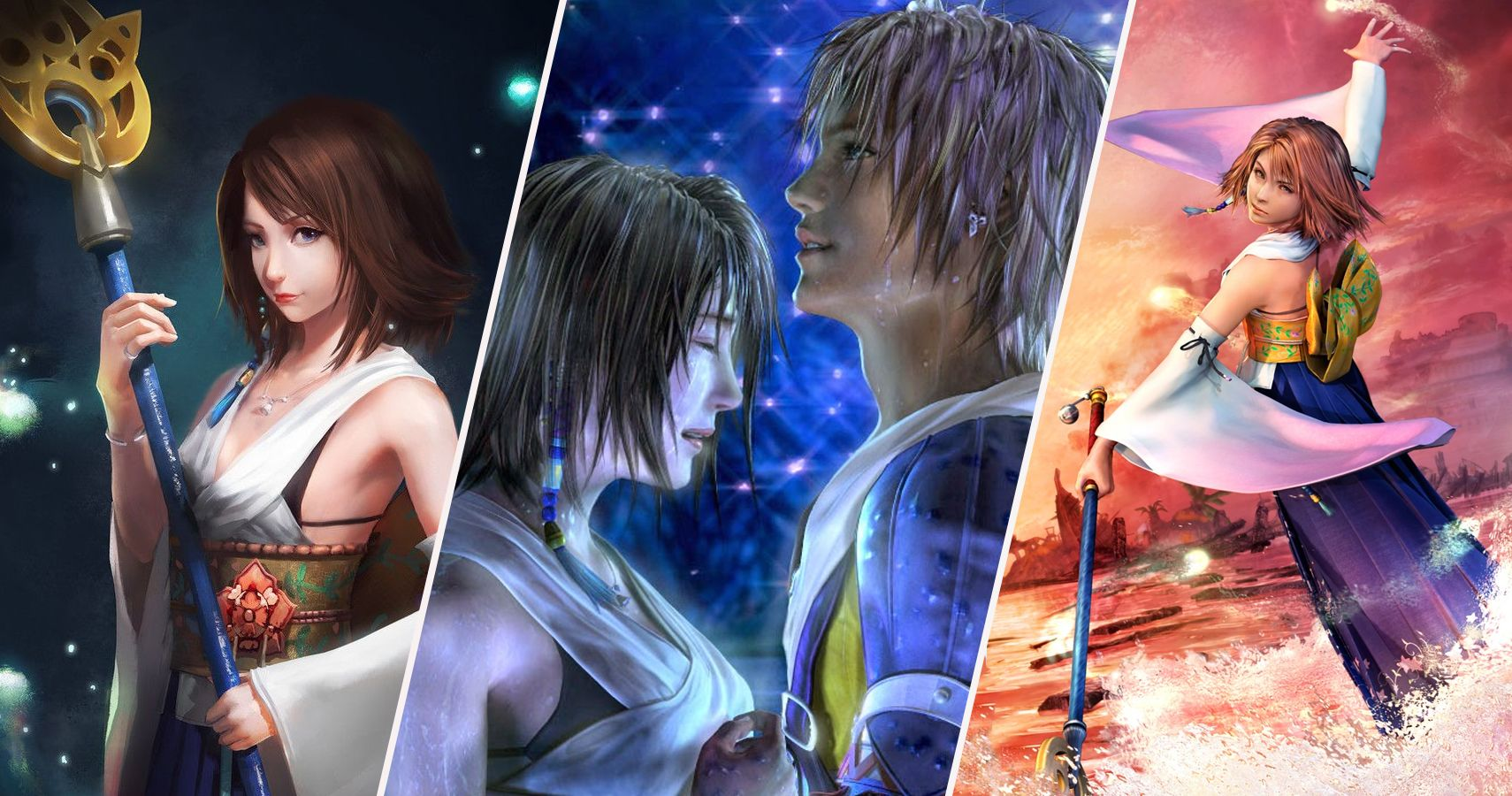 Final Fantasy 20 Strange Details About Yunas Anatomy