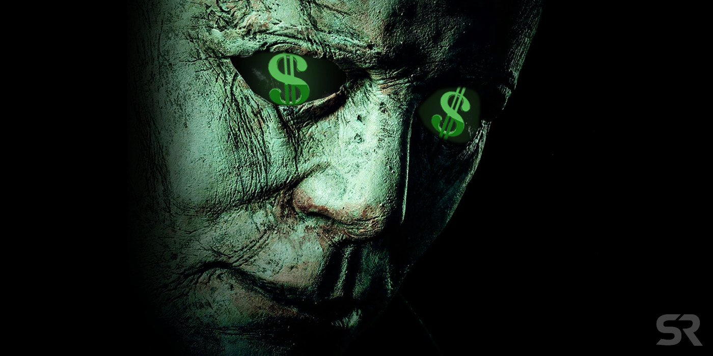 How Much Did Halloween 2018 Cost To Make?