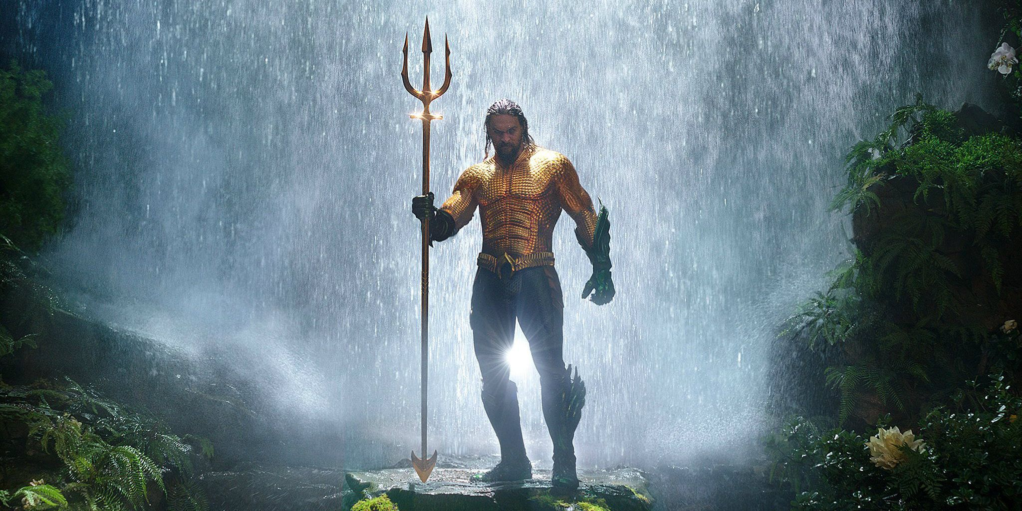 Aquaman Director Denies Rumor Of Warner Bros. Cutting 20 Minutes