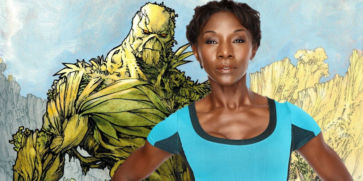 Swamp Thing TV Show Casts Jeryl Prescott as Madame Xanadu