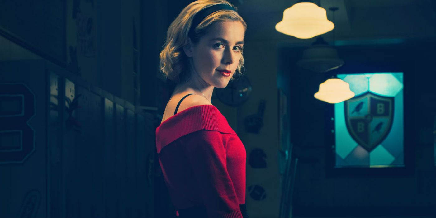 Netflix Announces Chilling Adventures Of Sabrina Holiday