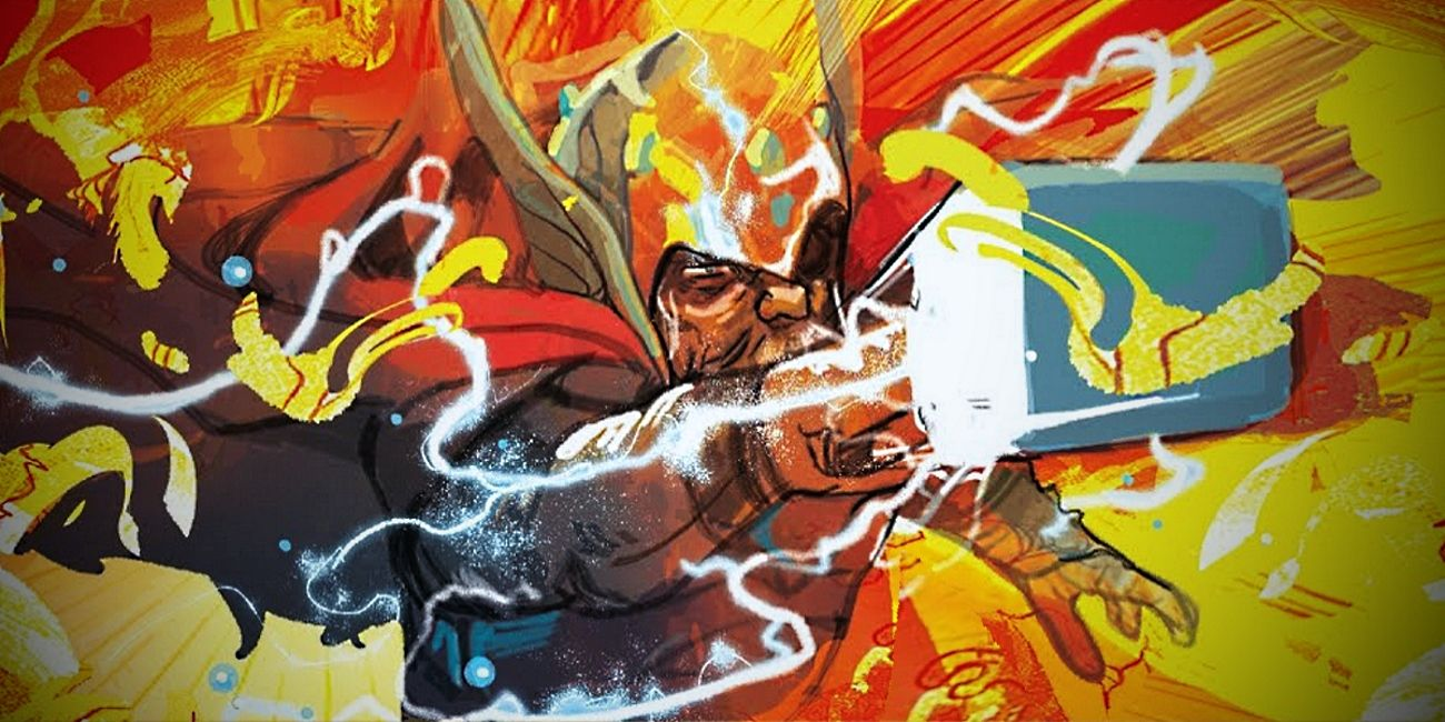 Thor Just Became Marvel's Most Powerful Hero EVER