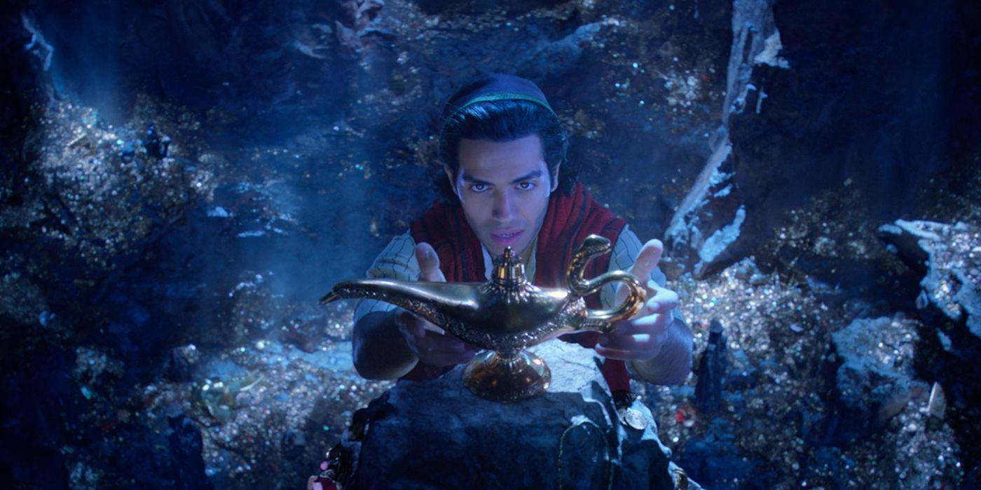 New Aladdin Remake Banner Image Spotlights the Cast