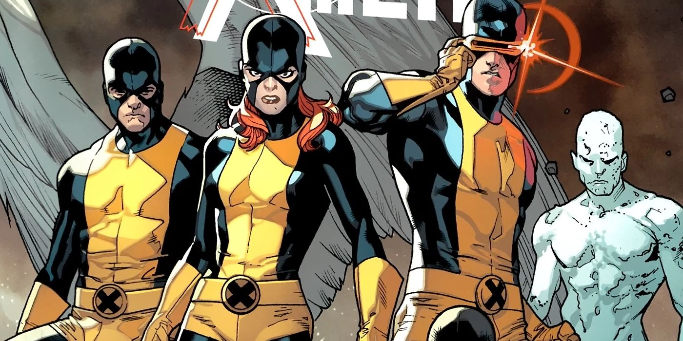 Marvel Just Killed One Of The Original X-Men