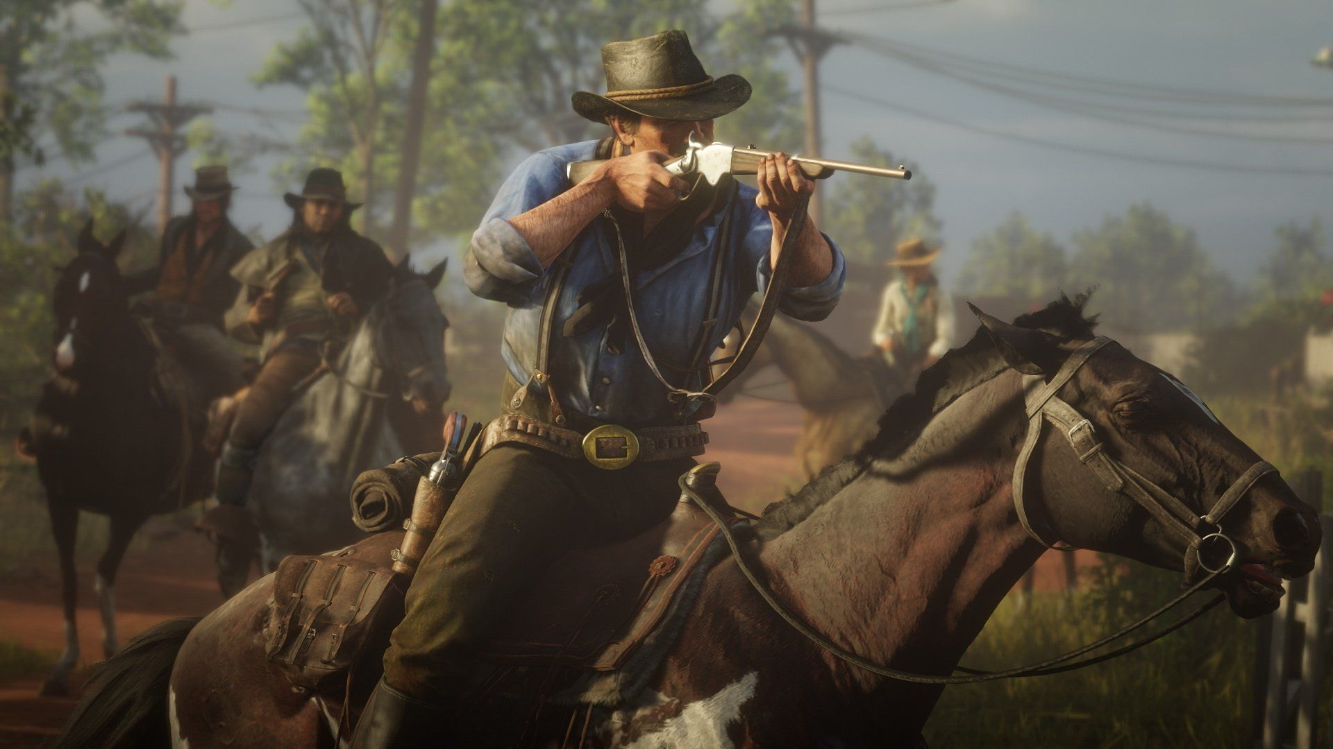 TV and Movie News Red Dead Redemption 2 Money Glitch Lets You