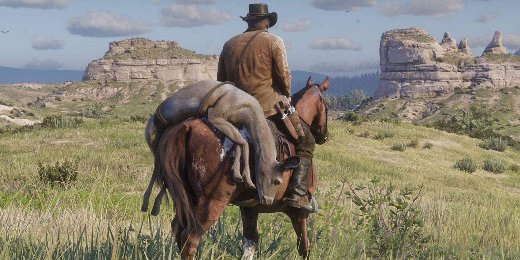 Red Dead Redemption 2 Glitch Allows Players To Enter Mexico – Here's How