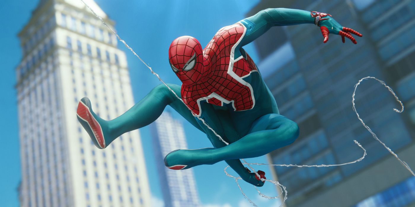 Spider-Man PS4 Guide: How to Unlock The Heist DLC Suits