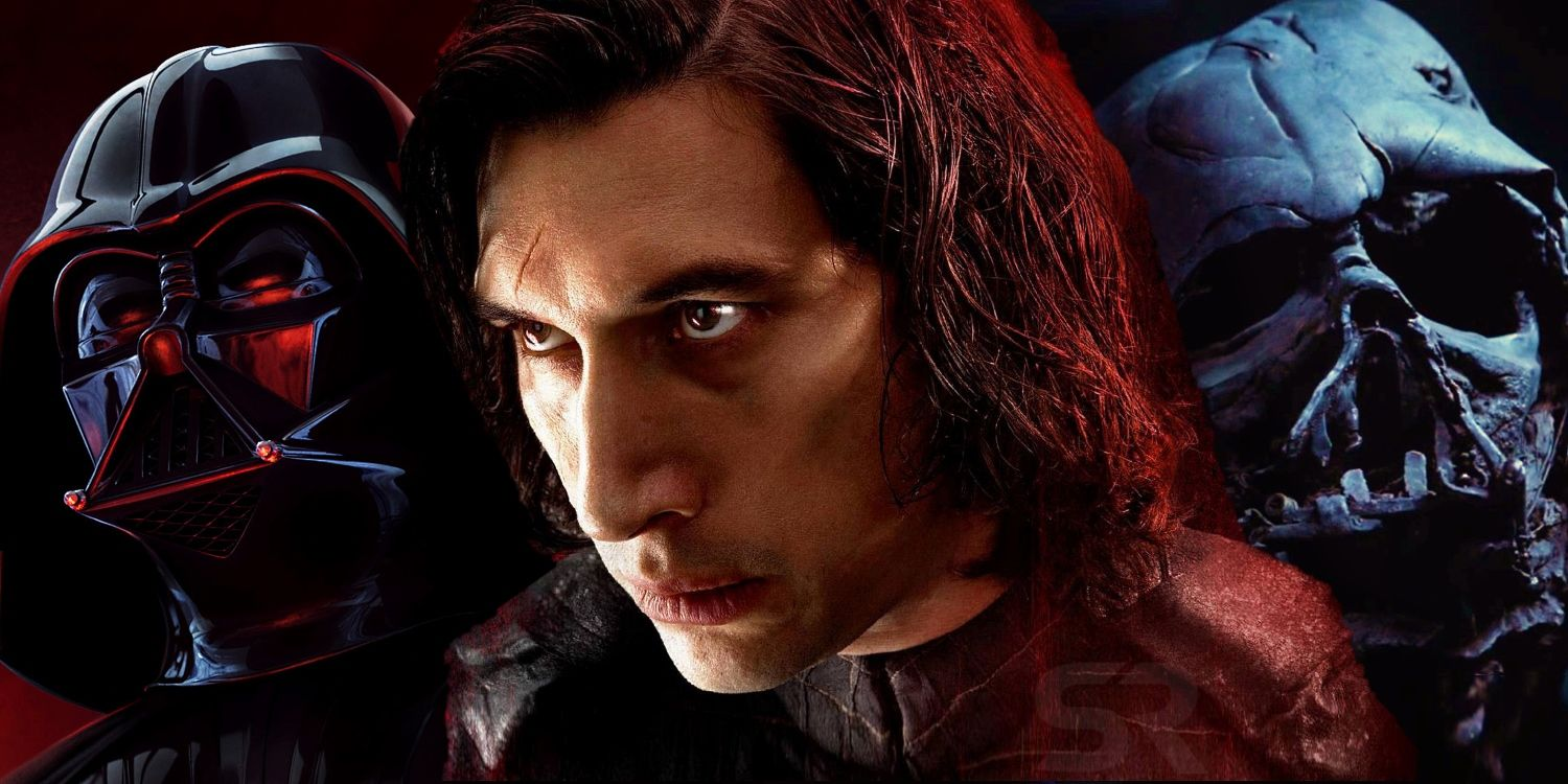 Star Wars 9 Theory: VADER Corrupted Kylo Ren, Not Snoke