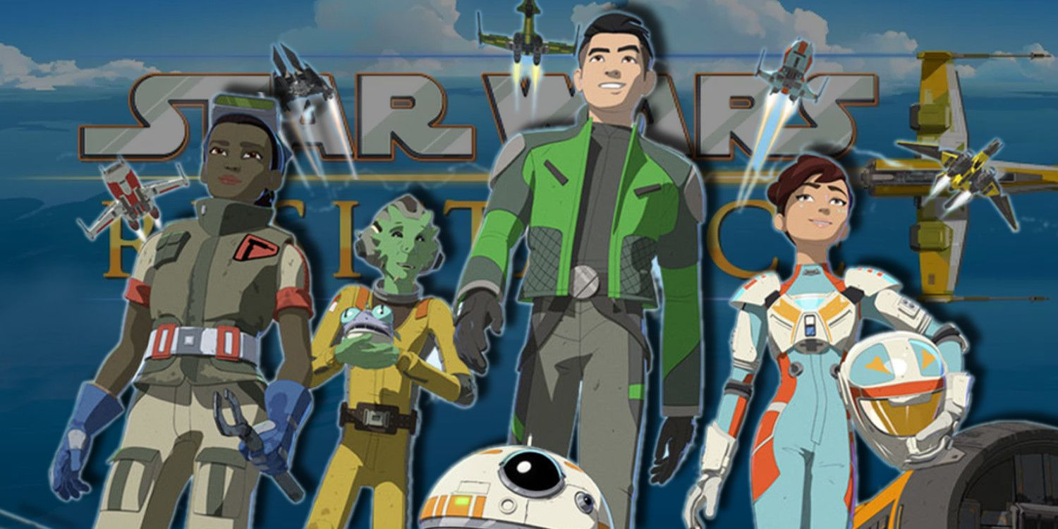 Star Wars Resistance Voice Cast & Character Guide