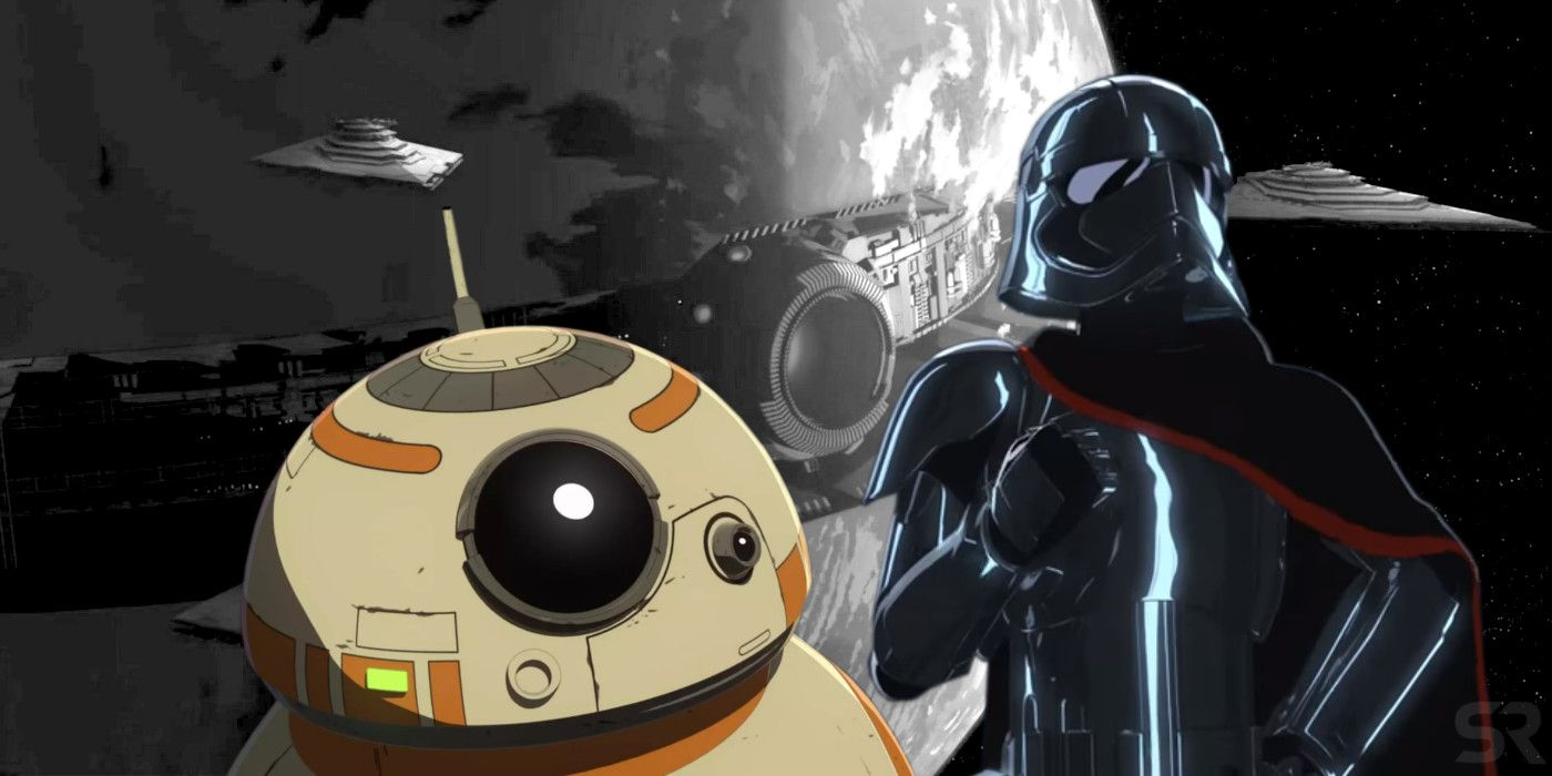 Star Wars Resistance: How It Connects To The Force Awakens