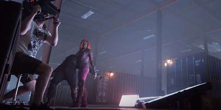 Titans Unveils First Glimpses Of Starfire And Raven