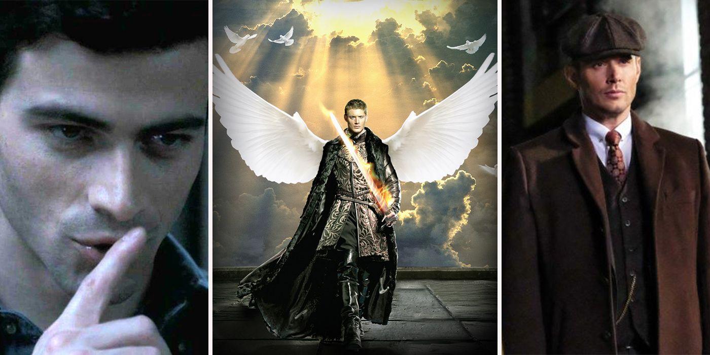 Supernatural: 20 Weirdest Details About Michael (And His Vessel)