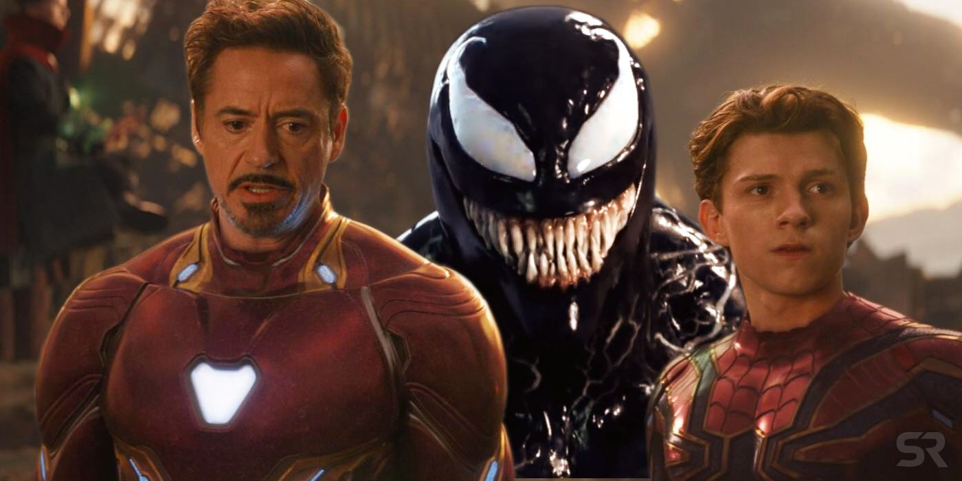 Venom Can Still Fit Into The MCU (If Marvel Wants It)