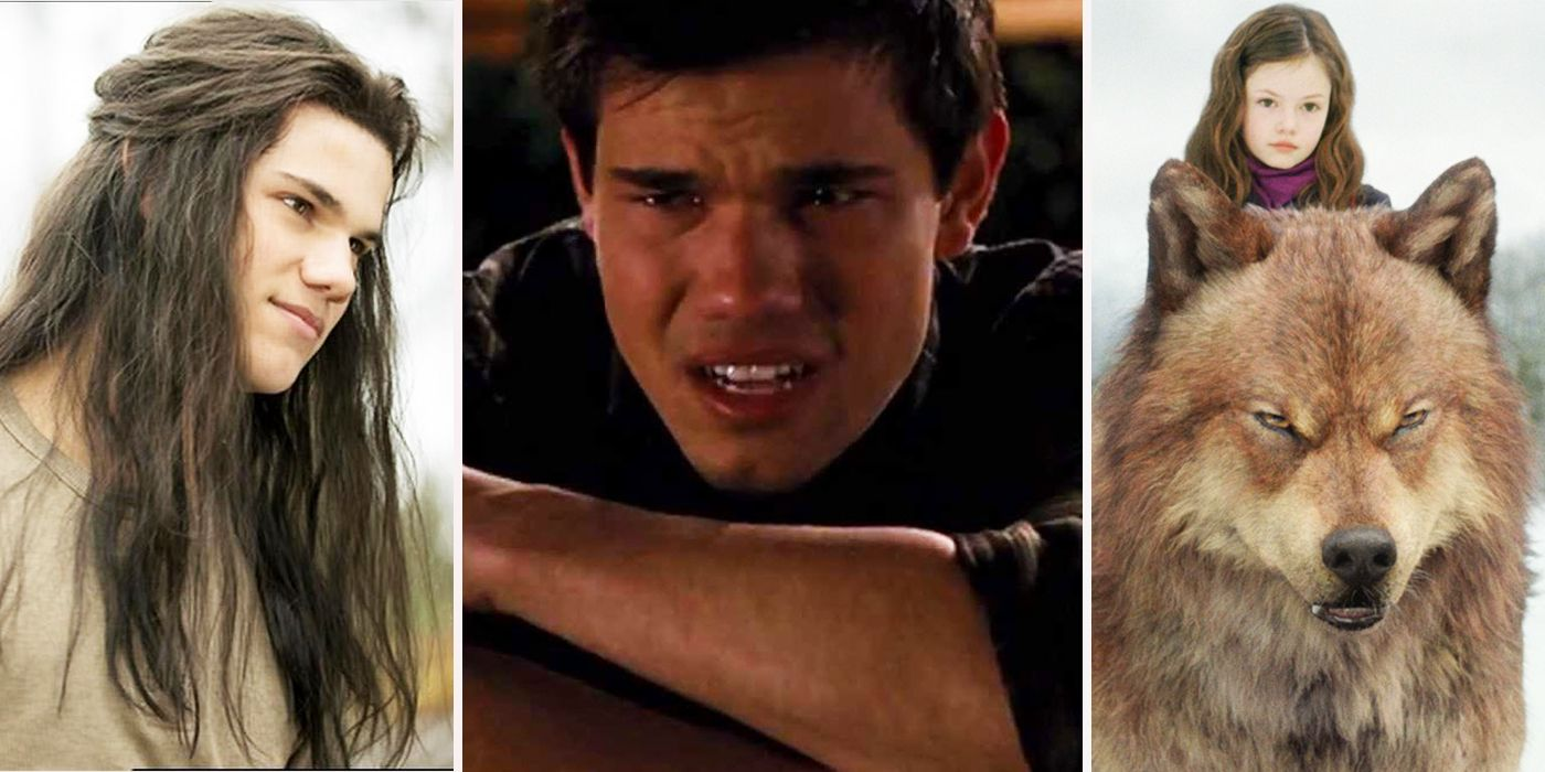 Twilight: 20 Things That Make No Sense About Jacob Black