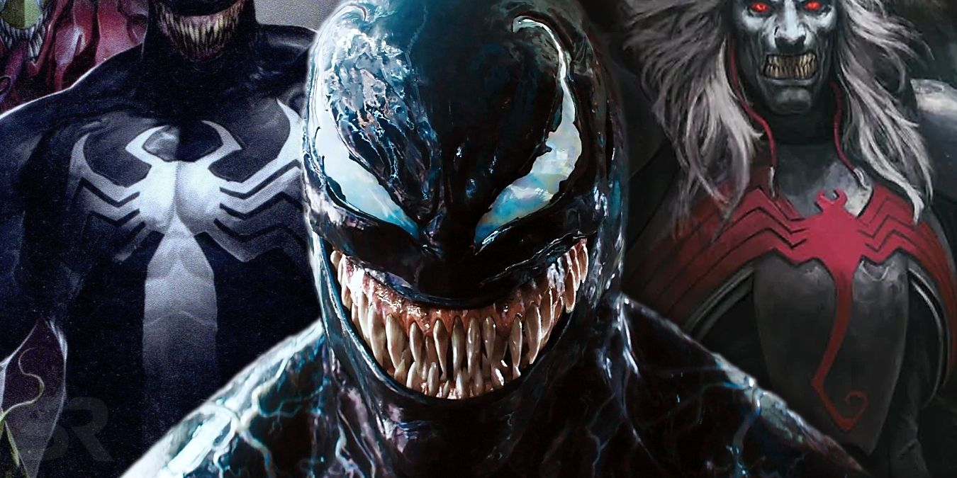 Venom 2 Can Add His Logo WITHOUT Spider-Man